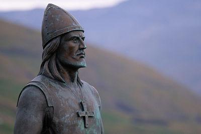 Leif Erikson en Qassiarsuk Groenlandia