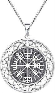colgantes vikingos collares vikingos joyas vikingas plata de ley